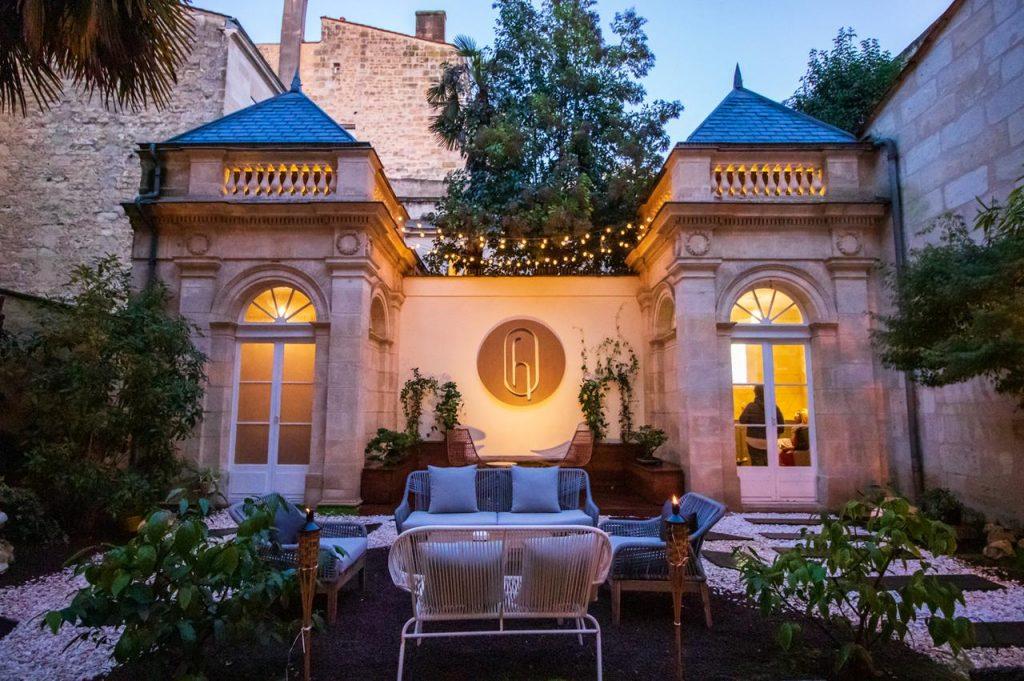 plus beaux hôtels région Palais Quinconces