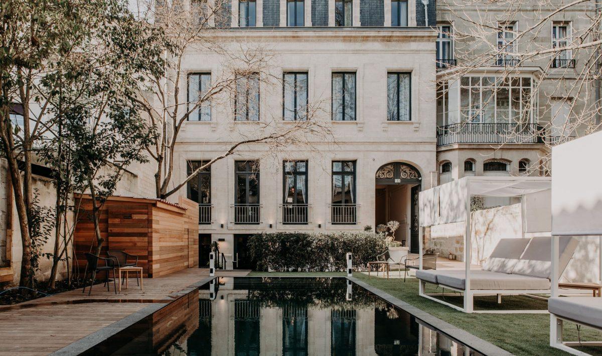 plus beaux hôtels région Palais Gallien