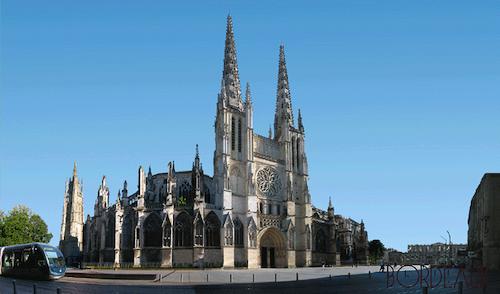 Cathédrale Saint-André de la place Pey Berland