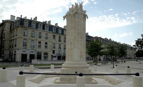 La fontaine de la Grave