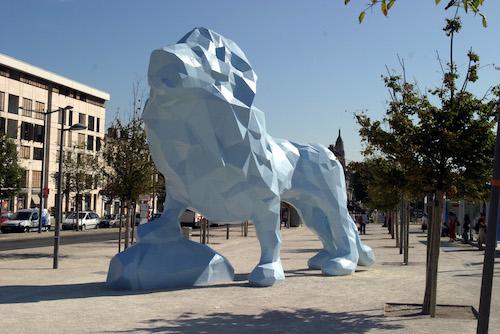 Lion de Veilhan